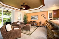 Waikoloa Beach Villa B-1; Beautiful Private Two Story Villa