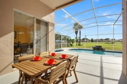 Tranquil Florida Escape - Extended Pool Deck over Conservation Views - Near Disney!