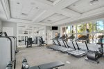 Clubhouse Fitness Center / Gym