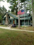 Manitowish Waters WI Stone Lake Chain House