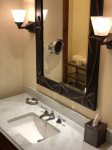 FULL BATHROOM WITH SINGLE VANITY