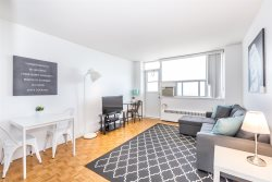 1 Bed, 1 Bath Suite located at Yonge & Eglinton.