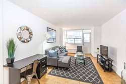 2 Bed, 1 Bath Suite located at Yonge & Eglinton.