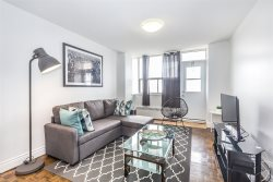 2 Bed, 1 Bath Penthouse suite located at Yonge & Eglinton