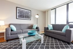 1 Bed, 1 Bath Suite located at Yonge & Sheppard