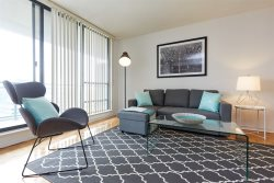 2 Bed, 1.5 Bath Suite located at Yonge & Sheppard