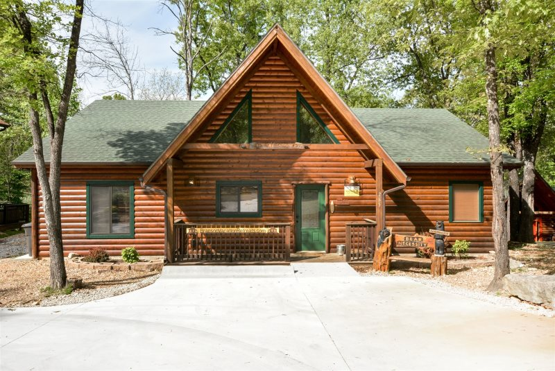 Bearific Cabin In The Perfect Location