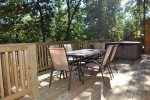 Enjoy the Patio While You Stay at Branson Elk
