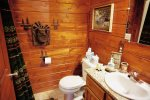 Private Bathroom with Shower and Tub