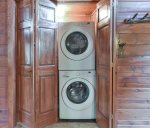 High-efficiency Washer and Dryer