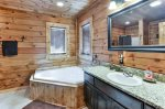 Luxurious Jacuzzi Tub on Main Floor