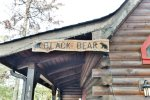 Enjoy Your Stay at Black Bear Cabin