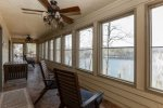Large Screened in Porch Makes This A Year-Round Space