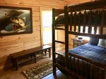 Third Bedroom with BIG Bunkbeds