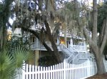 Side yard view from lowcountry porch