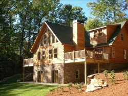 Massive Lake Keowee Waterfront Home