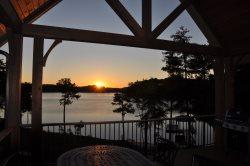 Sweeping Views of Lake Keowee, The Upstate's Hidden Gem