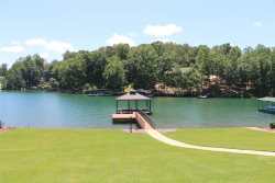 Newly Renovated Lake Keowee Waterfront Home