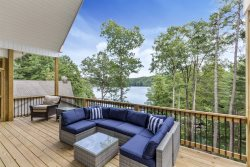 Beautiful New Construction Home on North End of Lake Keowee