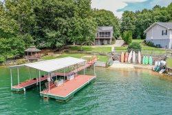 Perfect Lake Keowee Waterfront Vacation Home