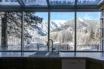 Doing the dishes will feel like a reward looking at this view