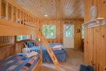 Real cabin feeling will create memorable moments for your family.