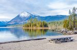 Lake Wenatchee State Park with it`s majestic views.