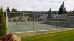 Your children would love to play at this park at the lake.