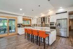 Large Modern Home With Private Pickleball Court