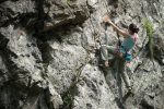 Leavenworth is a mecca for climbers in the summertime.