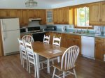 Kitchen seats 6