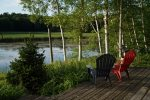 Private cottage on the Black River 15 mins from Picton
