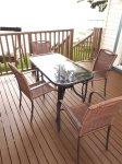 Outdoor Dining and Deck