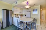 Kitchen equipped with everything you need to entertain your group
