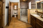 Master Bath on Main Level