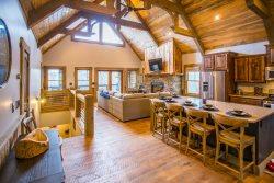 The Rusted Barn- Blue Ridge