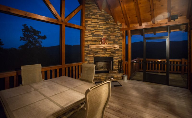 A Little Piece of Heaven Vacation Rental Cabin in the
