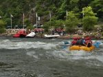Cabin is a very short drive to whitewater rafting on the Ocoee River