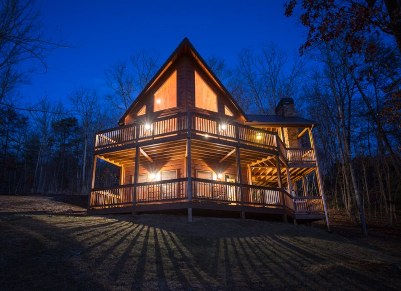 North Georgia Vacation Rental near Blue Ridge, GA and