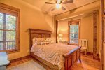 Queen Bedroom 2 Entry Level