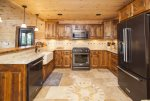Entry Level: Large Kitchen for cooking meals