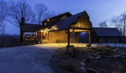 Mountain Lodge- Blue Ridge, GA