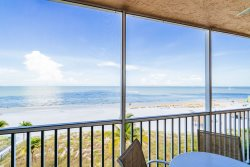 Beach Villas #503 | Stunning Beach & Gulf View from Lanai! Make Memories of a Lifetime!