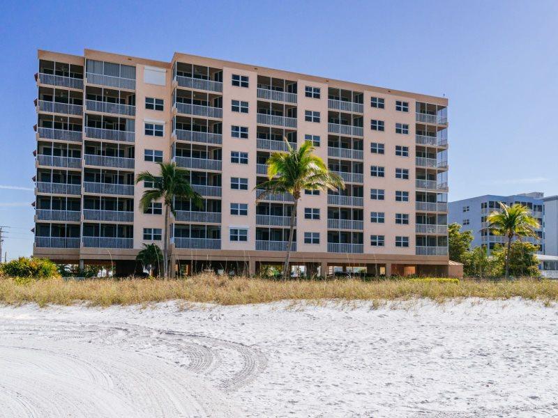 Estero Island Beach Villas 704