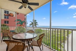 Gateway #294 | Double Balcony Beachfront Condo with Screened Lanai, Heated Pool, Great Location!