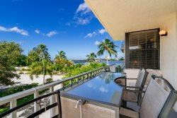 Lovers Key #108 | Water View Condo with Jacuzzi, Pool, and Private Beach! Close to Adventure