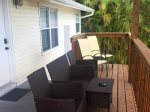 Santos 202 Fort Myers Beach Accommodations Florida FL Near Beach Condo Vacation Rental Home Covered Deck BBQ Grills Ocean Views 1-877-BEACH-IT