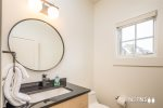Upper Level Master Bedroom with King Bed and Built-in Twin Bed