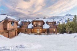 Beehive Basin | Custom Home | Ski in Ski Out, Incredible Views, Spacious Interior, Game Room, Large Deck