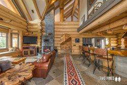 Beehive Basin | Custom Home | Incredible Views, Hot Tub, Large Deck, Spacious Interior